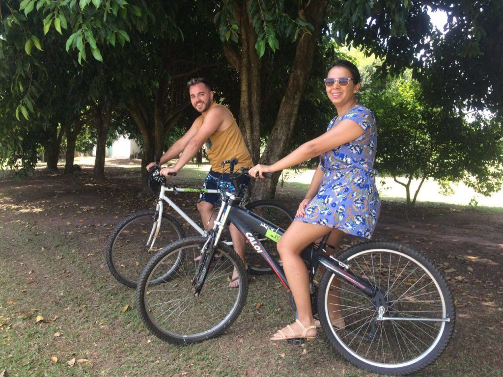 pousada bike friendly