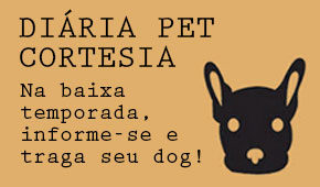 pousada pet friendly